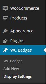 Woo Badge Management