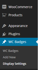 Woo Badge Management